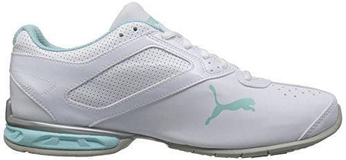 Puma Kvinders Tazon 6 Wn Sneaker Puma Hvid-ø-paradis-puma Sølv 23C88ctp