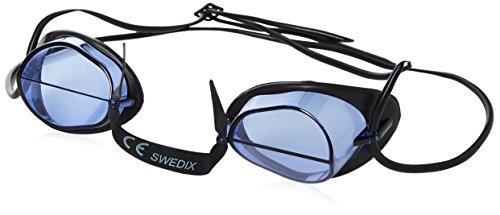 Arena Swedix Race Swim Goggle,Blue/Blk,One Size