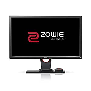 BenQ ZOWIE XL2411 24-inch Professional Gaming Monitor 144Hz, FHD 1920x1080,1ms Response Time, HDMI, DVI-DL,D-Sub for eSports