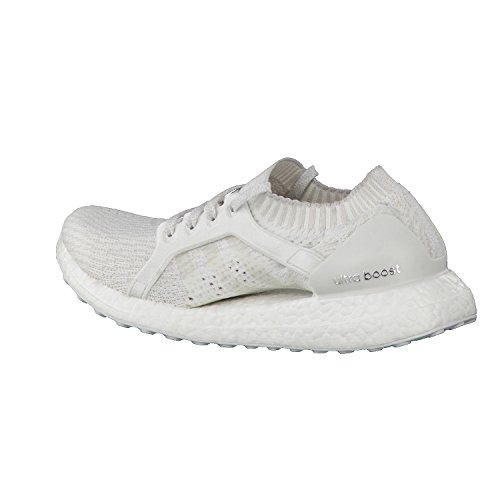 adidas Ultraboost X, Zapatillas de Deporte para Mujer Ftwr White/Crystal White/Grey One