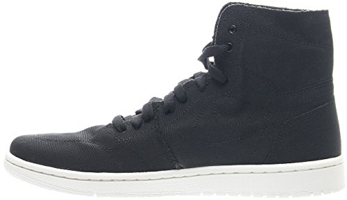 Nike Air Jordan 1 Retro High Decon Mens Basketball Trainers 867338 Sneakers Shoes Black Black Sail 010 MnkQ8
