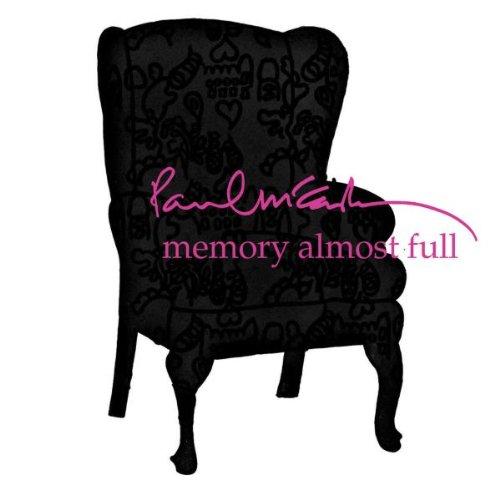 CD : Paul McCartney - Memory Almost Full (CD)