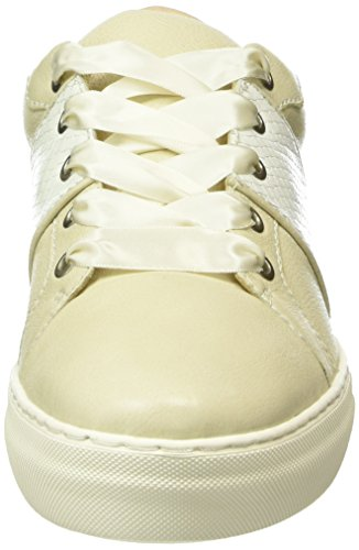 Daphne 100 Sneaker Donna Joop Bianco Grain Ii Leather dXC6n065