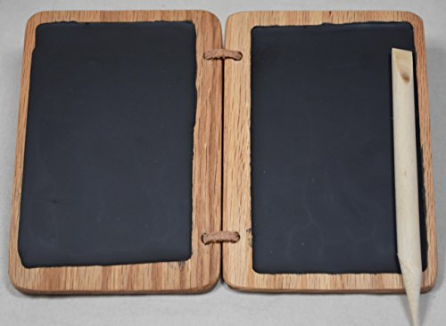 Medium Historic Wax Tablet for writing Roman /Medieval / (Medieval Scribe Costume)