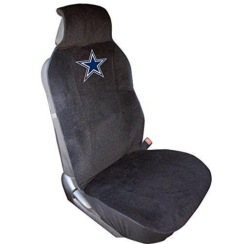 Fremont Die NFL Dallas Cowboys Seat Cover (Dallas Cowboys Car Seat Covers)