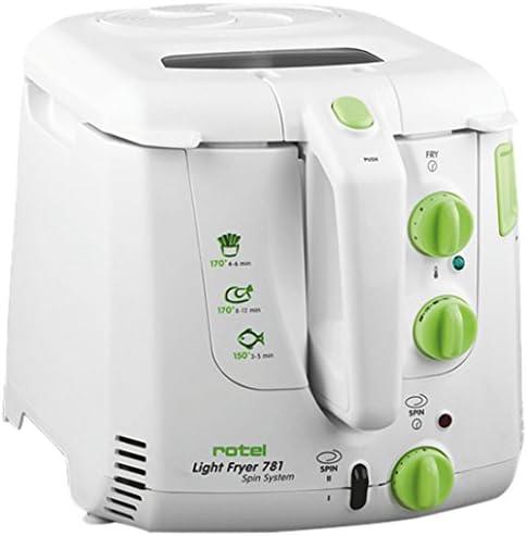 Rotel Light Fryer 781 Solo Independiente 2.5L 2000W Verde ...