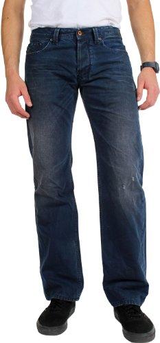 Diesel - Larkee Straight Jeans, Size: 34W x 32L, Color: Denim