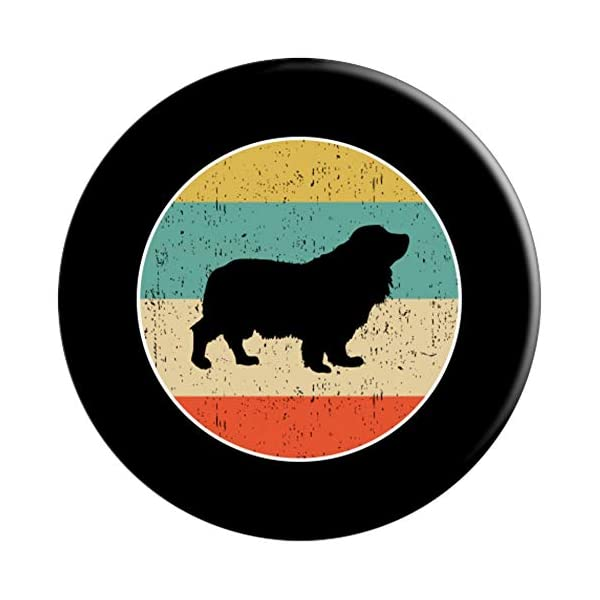 Sussex Spaniel Dog Gift PopSockets Grip and Stand for Phones and Tablets 3