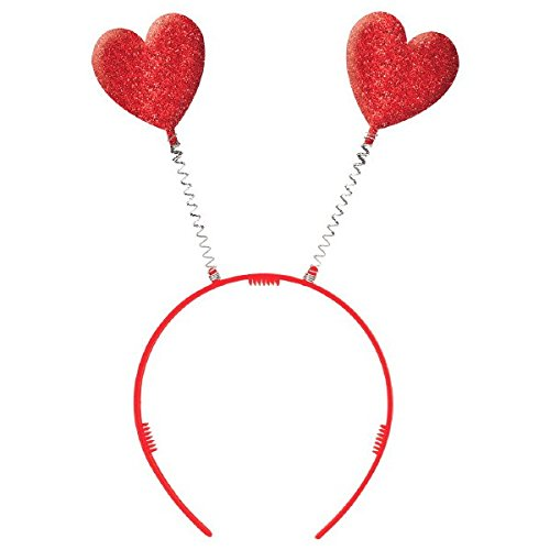 Amscan Happy Glitter Hearts bopper Valentine's Day Costume