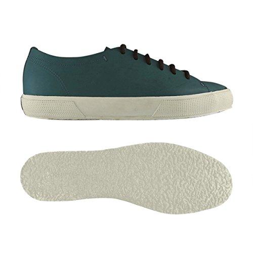 Zapatos Le Superga - 2781-vacchettam Seok GREEN PETROL