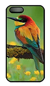 Colorful Bird Customized DIY Hard Back For Case For Sony Xperia Z2 D6502 D6503 D6543 L50t L50u Cover Soft Black