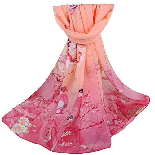 Sherostore ♡ Charm Elegant Crystal Rhinestone Ear Stud Dangle Earrings for Women Girls Pink