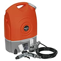 sealey pw1712 pressure washer, rechargeable