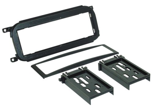 Scosche CR1277B Single DIN Installation Kit for Select 1998-2004 Chrysler/Dodge/Jeep Vehicles