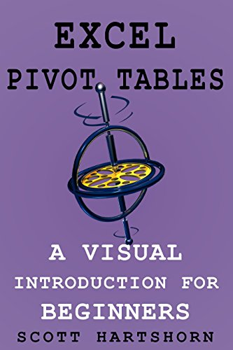 amazon com excel pivot tables a visual introduction for beginners