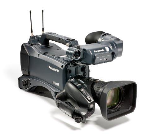 (Panasonic AG-HPX370PJ Shoulder Mounted Progressive Video Camera with 3.2-Inch LCD (Black) )