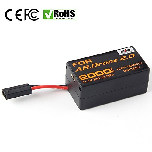 ar drone 2 0 battery 2000mah with B06xb8t35l on Parrot Ar Drone 10 further B06XB8T35L additionally 401014972476 additionally Ar Drone Tuning in addition Wholesale Quadcopter Ar 2015 Syma X8C 60327692218.
