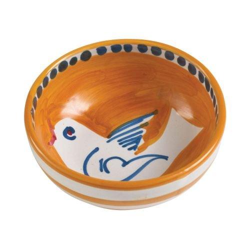 Vietri Uccello Olive Oil Bowl - Campagna Collection ()