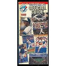 Toronto Blue Jays Official Guide 1989 (Media Guide)
