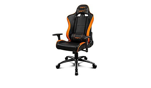 Silla Gaming Drift orange: Amazon.es: Electrónica