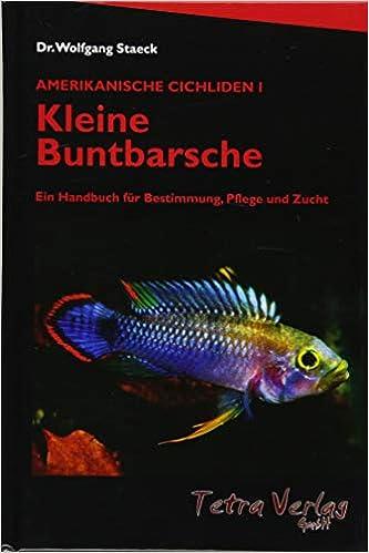 Amerikanische Cichliden Ii *neu* Tetra Verlag Große Buntbarsche