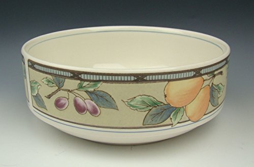 Mikasa Intaglio GARDEN HARVEST Cereal/Soup Bowl(s) Multiple Available ()