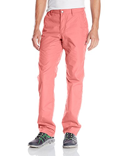 Mens Poplin Pants - Mountain Khakis Men's Poplin Pant Slim Fit, Rojo, 44W 32L