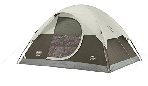 Coleman RealTree Xtra 4-Person Dome Tent, Camo -  2000019640