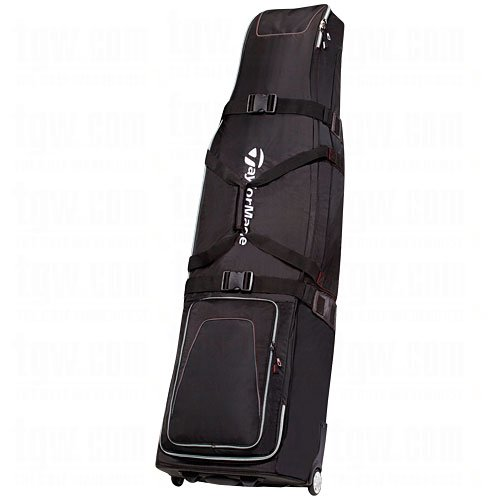 TaylorMade Performance Travel Cover, White