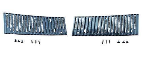 ood Grille for Nissan 720 D21 Pickup Hardbody 1986-1997 66820-01G00 NI1271102 ()