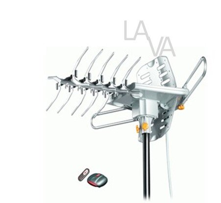 LAVA HDTV Antenna with Remote Control HD-2605