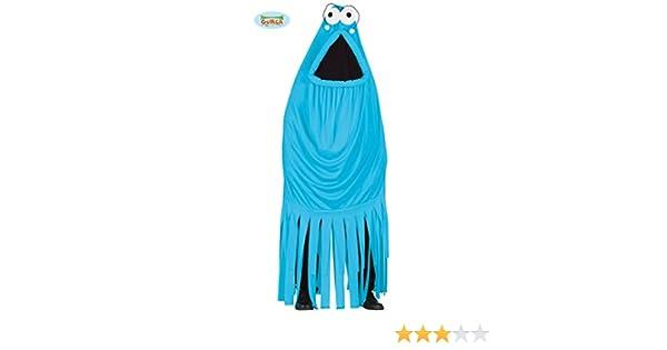 Disfraz de monstruo azul adulto: Amazon.es: Juguetes y juegos