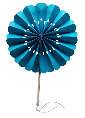 Quasimoon Turquoise Pinwheel Weddings PaperLanternStore