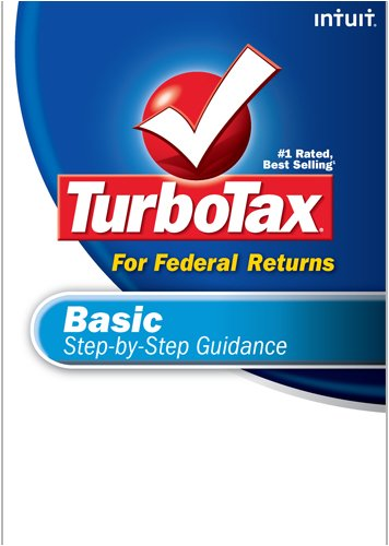 TurboTax Basic + eFile 2008 (Old Version) [DOWNLOAD] by Intuit