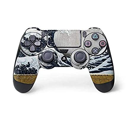 Faceplates, Decals & Stickers Just Ps4 Slim Sticker Console Decal Playstation 4 Controller Vinyl Skin Earth A Wide Selection Of Colours And Designs Video Games & Consoles