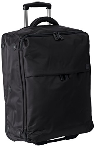 lipault-paris-foldable-2-wheeled-carry-on-trolly-black-26x17x10