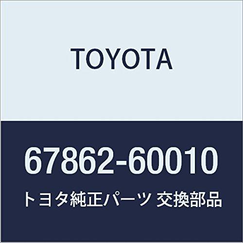 TOYOTA Genuine 67862-60010 Door Weatherstrip