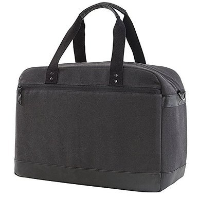 Hex Supply Collection Overnight Duffel - Charcoal Canvas - HX1593-CHCV