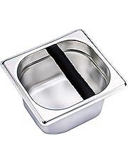 Coffee Knock Box, Espresso Knock Box, Santo Knock Box Espresso, Knock Box Stainless