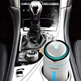 Best Car Diffusers - CACAGOO Car Diffuser Cool Mist Air Humidifier Air Review
