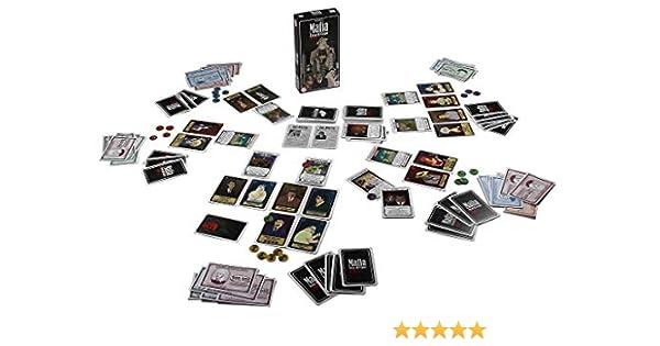 Mercurio 599386031 - Mafia. Cosa di Capo: Amazon.es: Juguetes y juegos