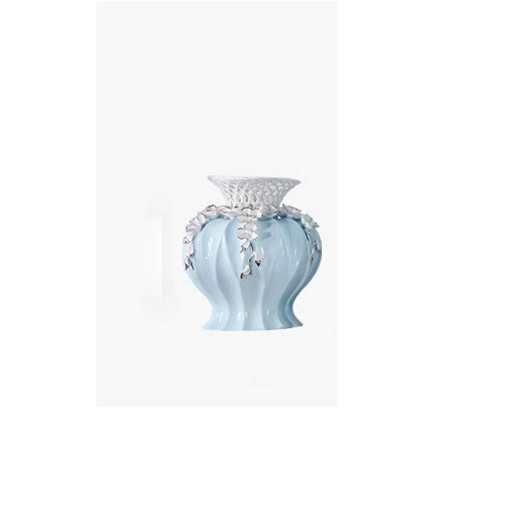 il miglior servizio post-vendita GAODUZI Vaso Semplice Moderno Moderno Moderno di Modo Vasi Decorazioni morbide Vasi di Ceramica Top Tavolo Vasi Ornamenti (Dimensioni   A-25  24cm)  basso prezzo del 40%