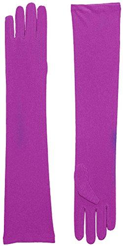 Forum Novelties Formal Opera Evening Nylon Long Costume Gloves