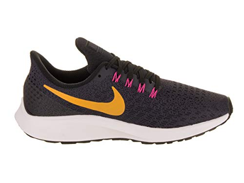 Femme Gridiron Nike Black Multicolore Air Orange Chaussures Laser Zoom Pegasus 35 Pink 008 Blast wqaZx1Xq