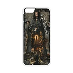 Custom Popular Movie Lord Of The Rings Productive Back Phone Case For Apple Iphone 6 Plus 5.5 inch screen Cases -Style-11