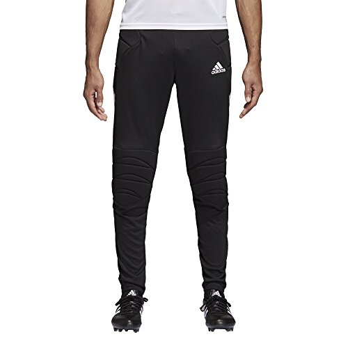 - Adidas Men's Tierro 13 Goal Keeper Pants, Black, Large