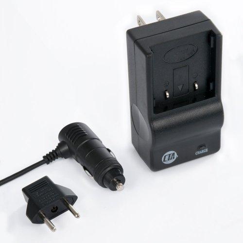 CTA MR-F707 Mini Battery Charger Kit for JVC BN-VF707 and BN-V714 Batteries