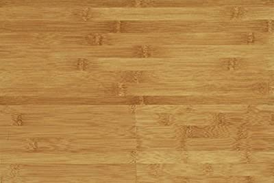 7ft Click Engineered Bamboo Horizontal Carbonized Flooring