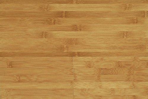 "One Piece Of 8"" Sample For AMERIQUE Premium Click Engineered Bamboo Horizontal Carbonized Flooring"