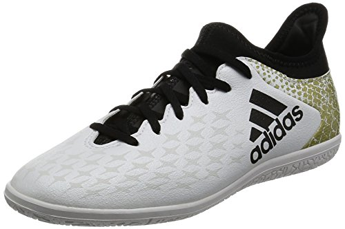 Scarpe bambini 3 In 16 core gold White Bianco ftwr J Metallic Calcio X Adidas Da Black Unisex gqXw4H